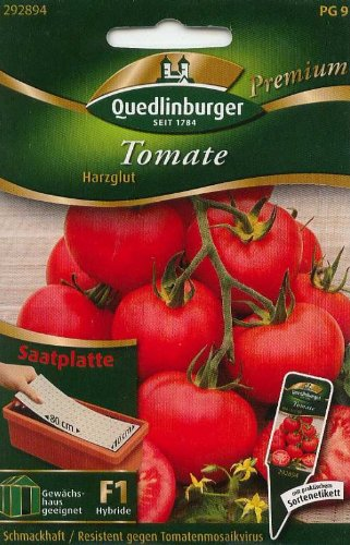 Tomaten Anzucht Beleuchtung | Sp Tomate Harzglut Anzucht F1 Amazon De Garten