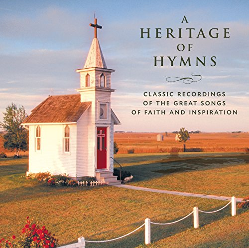 Religious Cd - A Heritage of Hymns - Classic Recordings of the Great Songs of Faith and Inspiration