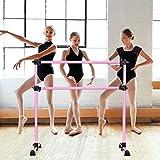 GOFLAME Ballet Barre Portable