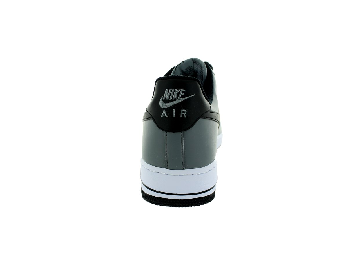 nike air force force force 1 cool hommes gris / noir / blanc chaussure de basket 8 hommes nous 7dd0be