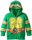 Nickelodeon Toddler Boys' Teenage Mutant Ninja Turtles Costume Hoodie, Green, 4T