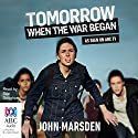 Tomorrow, When the War Began: Television Series Hörbuch von John Marsden Gesprochen von: Suzi Dougherty