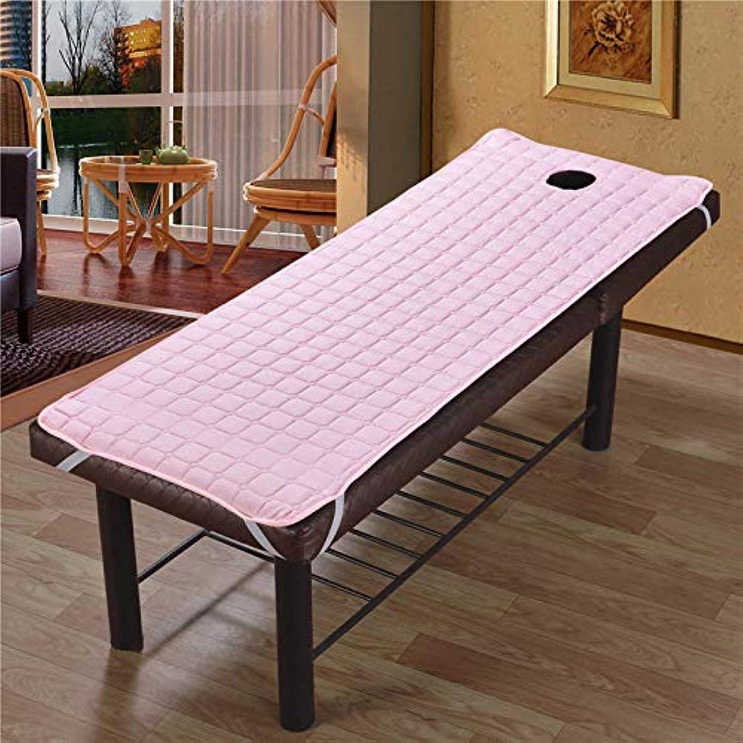 告発者登録学習Profeel 美容院のマッサージ療法のベッドのための滑り止めのSoliod色の長方形のマットレス
