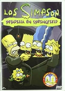 Los Simpson: Pesadilla en Springfield [DVD]