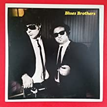 BLUE BROTHERS Briefcase Full Of Blues LP Vinyl VG++ Cover VG++ 1978 SD 19217