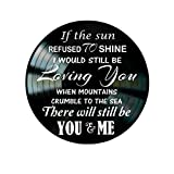 Led-Zeppelin-Thank-You-song-lyrics-on-a-Vinyl-Record-Album-Wall-Art-Decor