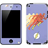 DC Comics Flash iPod Touch (4th Gen) Skin - Speed Flash Vinyl Decal Skin For Your iPod Touch (4th Gen)