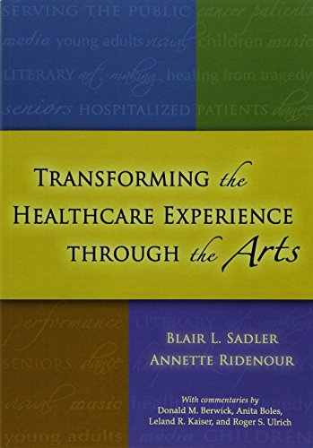 Transforming the Healthcare Experience Through the Arts (Transforming The Healthcare Experience Through The Arts)