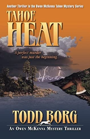 book cover of Tahoe Heat