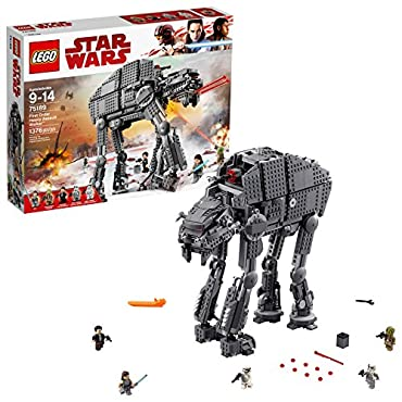LEGO Star Wars First Order Heavy Assault Walker, 1,376-Piece (6175765)