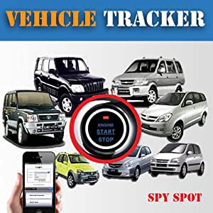 Amazon.com: Hard Wire Fleet Car Auto Vehicle GPS Tracker With ...