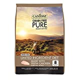 Canidae Grain Free Pure Control Hairball Control Cat Dry Formula With Fresh Chicken, 5 Lbs