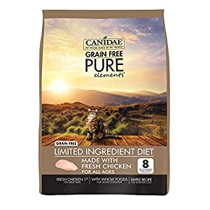 Canidae Dry Cat Food, 4.54 Kilograms Click on image for further info.