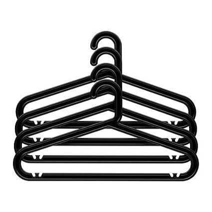 calidad mejor lugar llega Ikea 201.970.86 - Percha estándar, Color Negro: Amazon.es: Hogar