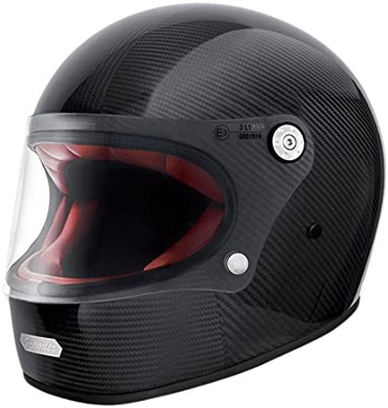 Premier casco integral carbono