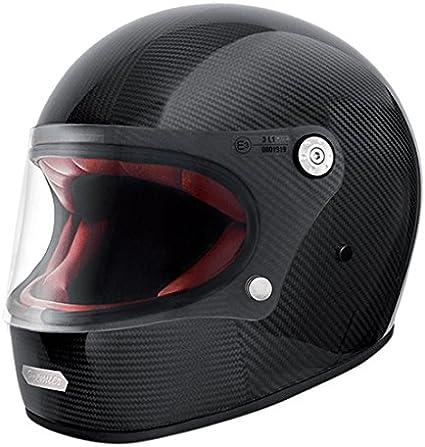 Premier APINTTROCARMON000M Casco Trophy Carbon M Color Rojo