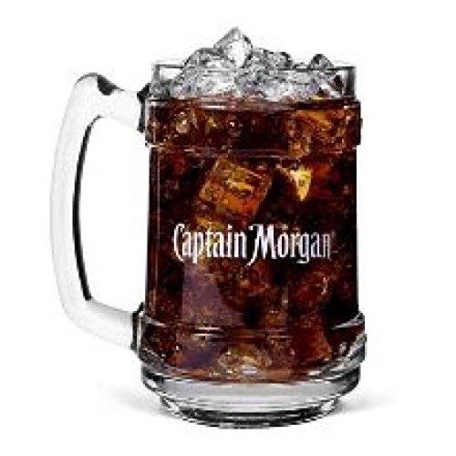 Captain Morgan Rum Glass Mug