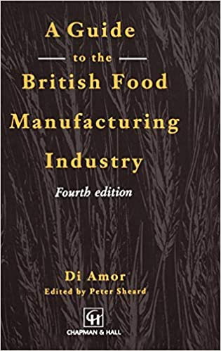 Guide to the British Food Manufacturing Industry: D  Amor, P