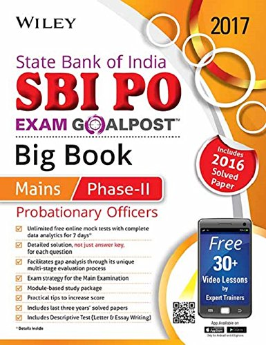 wileys-state-bank-of-india-probationary-officer-sbi-po-exam-goalpost-big-book-mains-phase-ii-2017-in