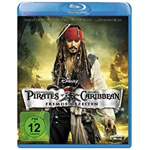 51cwro2AAzL. SL500 AA300  3 Blu rays für 30€ inkl. Versand (z.B. Avatar, Wall Street, Rio) & Pirates of the Caribbean – Fremde Gezeiten für 12,90€