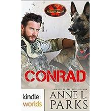Brotherhood Protectors: Conrad (Kindle Worlds Novella)
