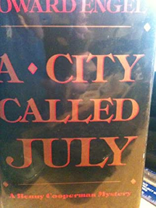 book cover of A City Called July