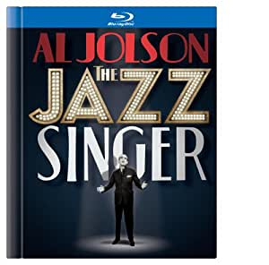 Jazz Singer, The (1927) (BD Book) [Blu-ray]