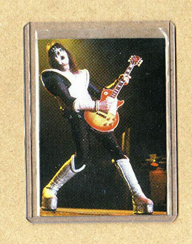 Alive Trading Cards - KISS - Ace Frehley-The Spaceman - TRADING CARD - OFFICIAL-ALIVE!-#70 - MINT