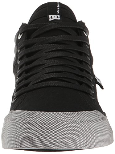DC Women's Evan HI TX SE Skateboarding Shoe Black Acid A40O6G1J