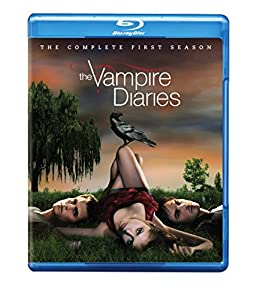 Cover Image for 'Vampire Diaries: The Complete First Season , The'