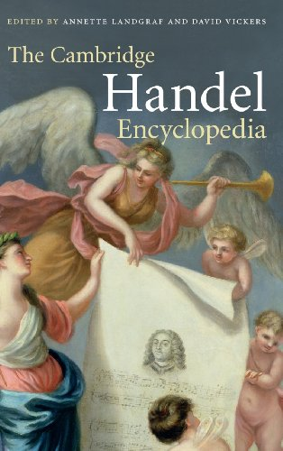 The Cambridge Handel Encyclopedia