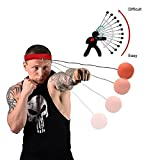 Boxing Reflex Ball Boxer Speed Reaction Punching