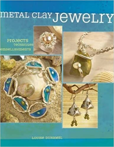 Metal Clay Jewelry: Projects, Techniques, Embellishments