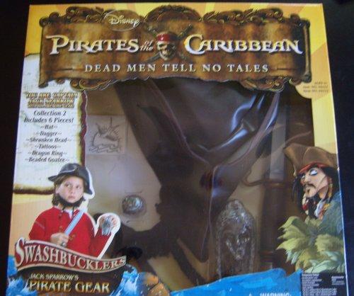 Jack Sparrows Pirate Gear - 2
