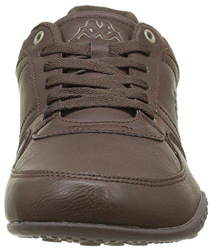 Kappa Manille - Zapatillas de deporte Hombre Marrón - Marron (Dk Brown/Desert Taupe)