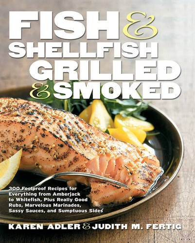 Fish Shellfish Grilled Smoked Everything product image