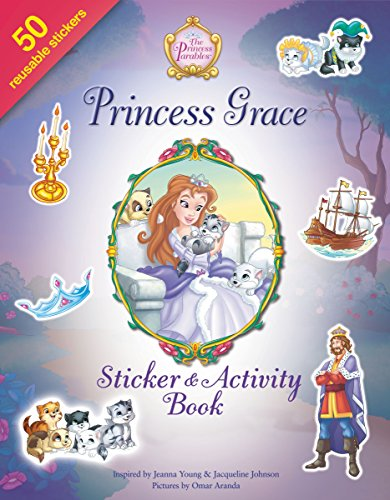 Princess Grace Sticker and Activity Book (The Princess Parables)