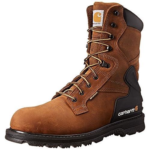 Carhartt Men's CMW8100 8 Work Boot