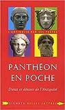 Panthéon en poche : Dieux et déesses de l'Antiquité par Chantal