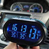 12V/24V Car Digital Thermometer, Keenso