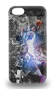 Cute High Quality Iphone 5/5s NBA Los Angeles Clippers DeAndre Jordan #6 Case