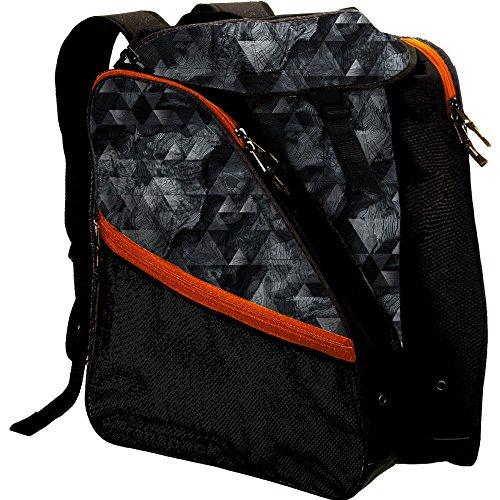Transpack XT1 Ski Boot Bag (Gray Topo)