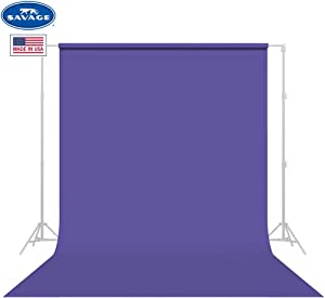 Savage Seamless Background Paper - #62 Purple (53 in x 36 ft)
