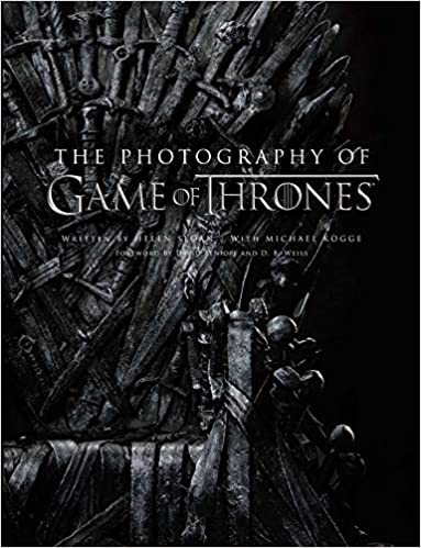 Amazon Com The Photography Of Game Of Thrones The Official Photo Book Of Season 1 To Season 8 9781683835295 Sloan Helen Kogge Michael Benioff David Weiss D B Books