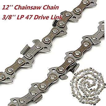 Amazon com: Ochoos 12 Ihch 30cm Chainsaw Chain Blade Homelite Super