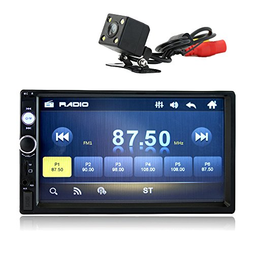 Kidcia Double Din Bluetooth Control Support product image