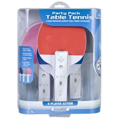 Wii Table Tennis Party Pack