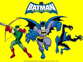 Batman: The Brave And The Bold - Season 1