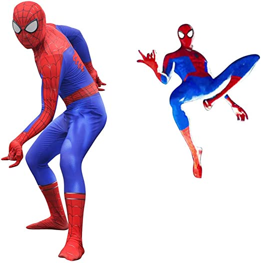CVFDGETS Juego De Spiderman para Adultos Anime Niños Cosplay De ...