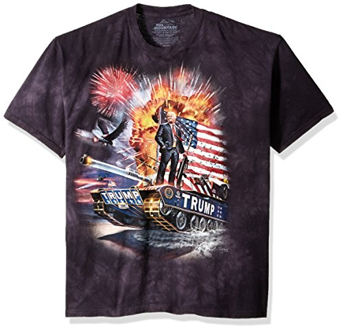 Mountain Mens Trump Adult T Shirt product image